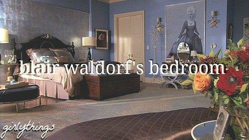 blair waldorf 39 s room for the home pinterest