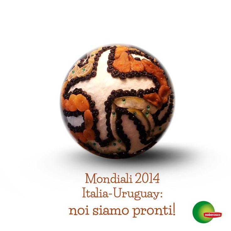il nostro pallone mondiale...