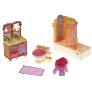 1000 images about fisher price loving family on pinterest dollhouse accessories fisher price. Black Bedroom Furniture Sets. Home Design Ideas