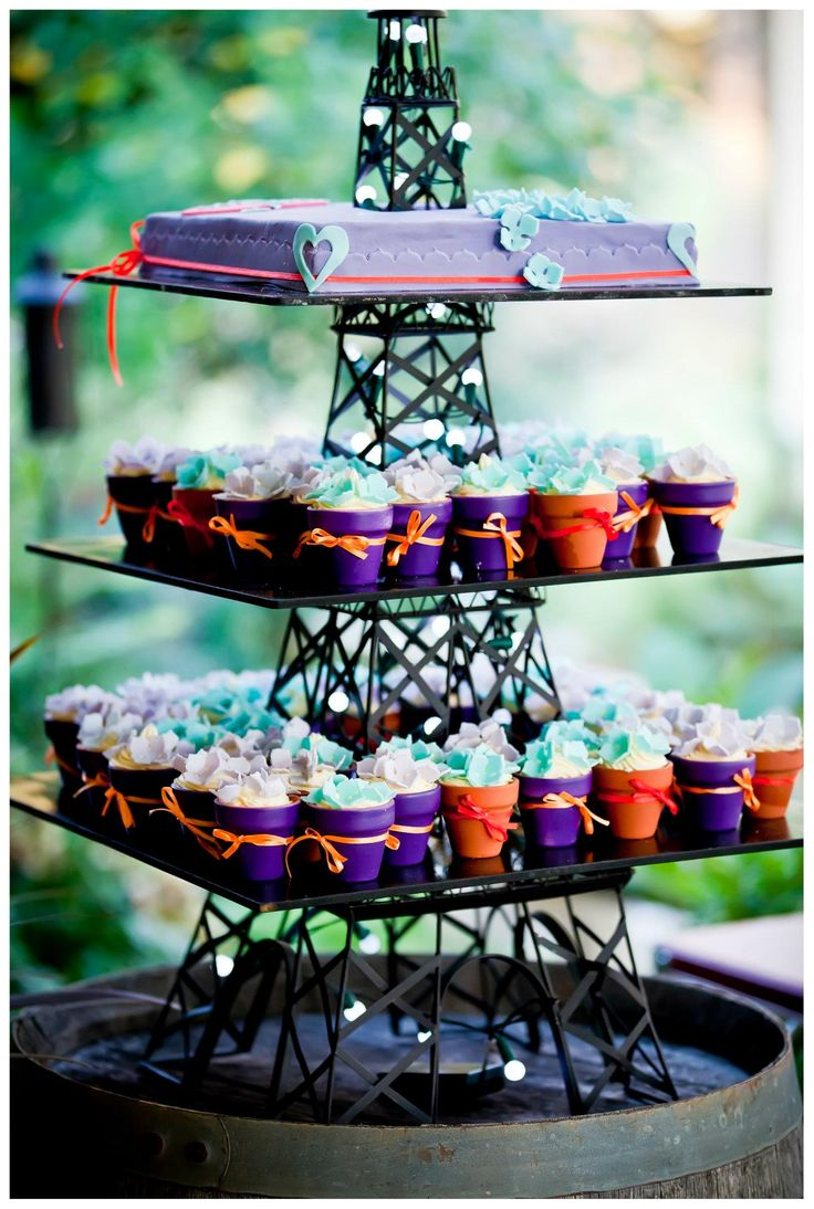 30 Best Cupcake Display Images On Pinterest Cupcake