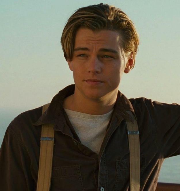Leonardo dicaprio // Titanic 90s