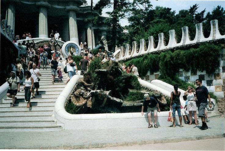 Gaudì's dream: a trip @Barcelona (Spain)