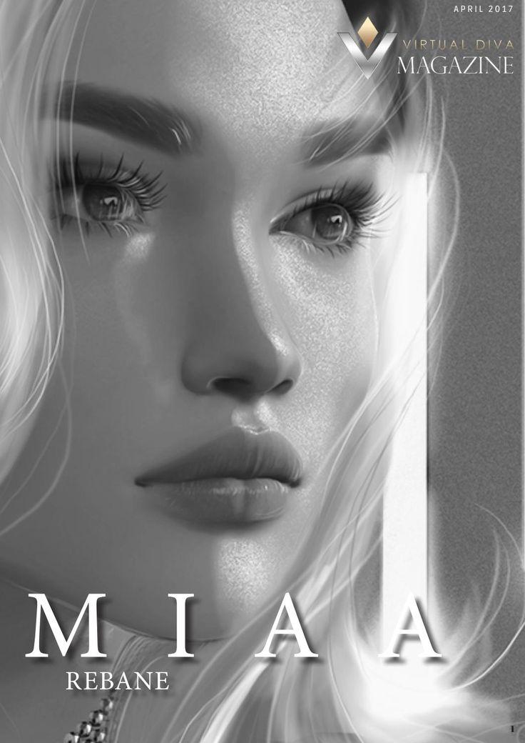 Virtual Diva Magazine April Issue