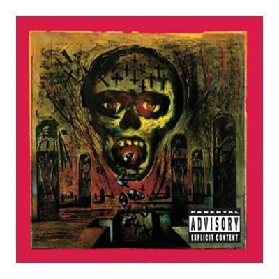 """L'album degli #Slayer intitolato """"Seasons In The Abyss""""."""