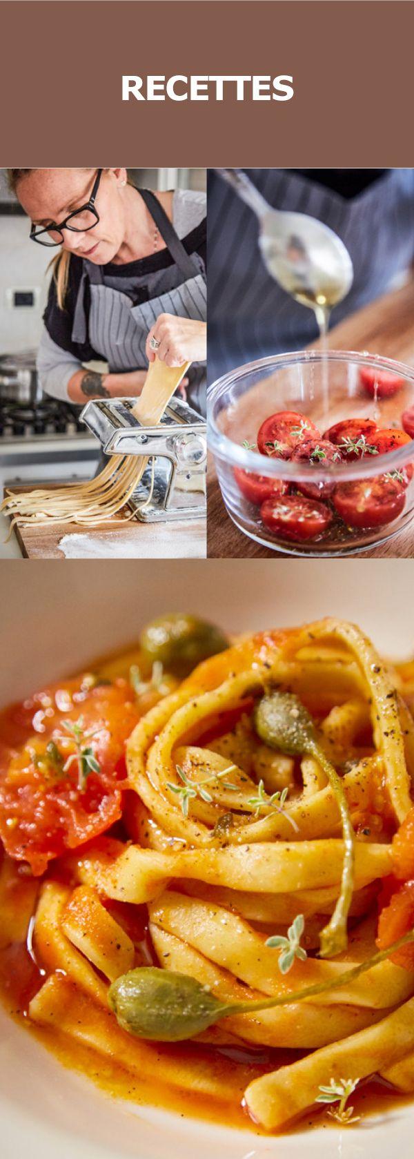 Voici un plat réconfortant réinventé : des fettucines maison servies avec tomates, vanille et câpres. Nos assiettes creuses VÄRDERA et notre planche à découper APTITLIG rendent la préparation aussi agréable que la dégustation.