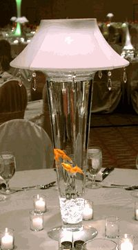 Vase Lights Spot Lights Uplights Lighted Lamp Shades