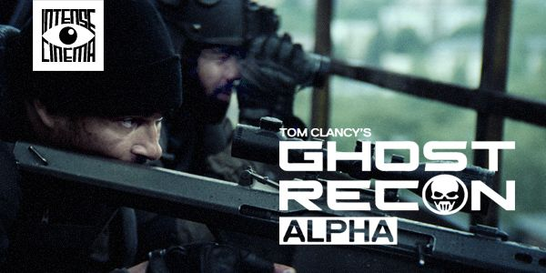 """Watch """"Tom Clancy's Ghost Recon: Alpha"""" video game film on Intense Cinema. """"Ghost Recon: Alpha"""" sees a team led by Ghost Leader infiltrate a trade at a Russian depot between a general and a mysterious other figure."""