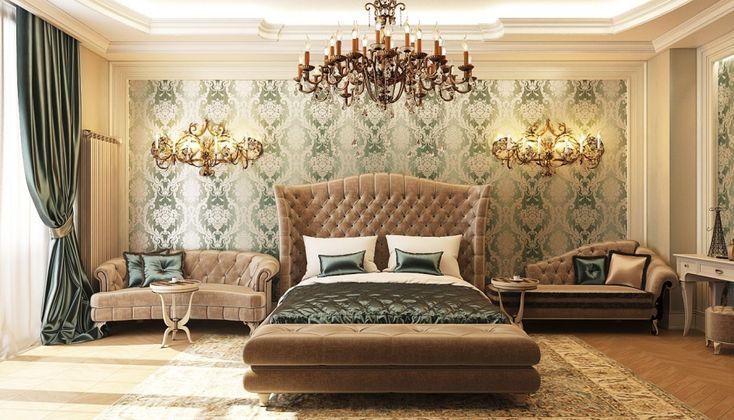 Спальная комната - Галерея 3ddd.ru