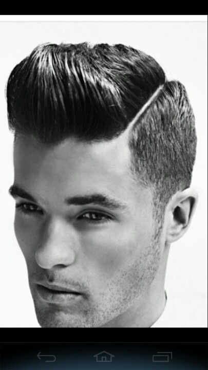 Mens hair. holidayhairstudio.com