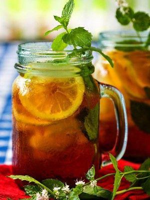 Low-kilojoule drinks for summer