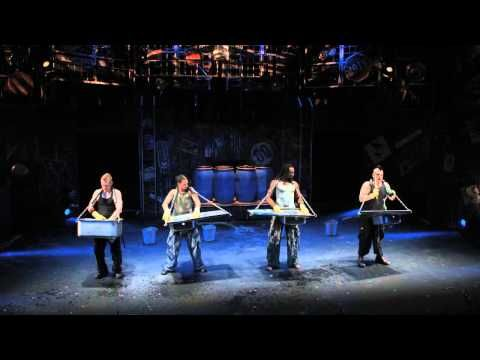 Stomp Live - Part 5 - Dishwashers are crazy.