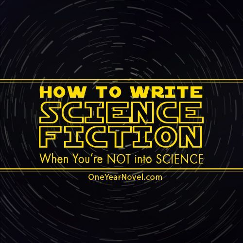 Mfa creative writing science fiction