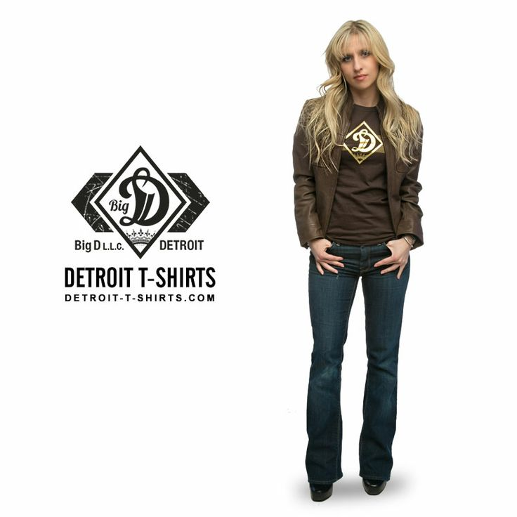 36 best images about ladies detroit t shirts on pinterest for 6 salon in royal oak