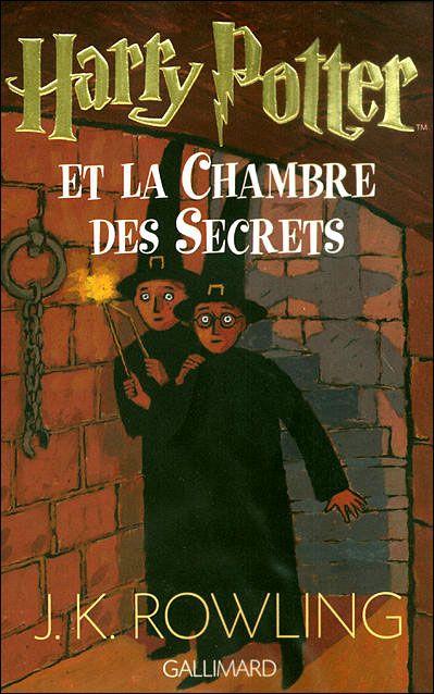 JK Rowling - Harry Potter et la chambre des secrets
