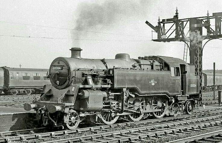 BR Standard class 4  2-6-4T