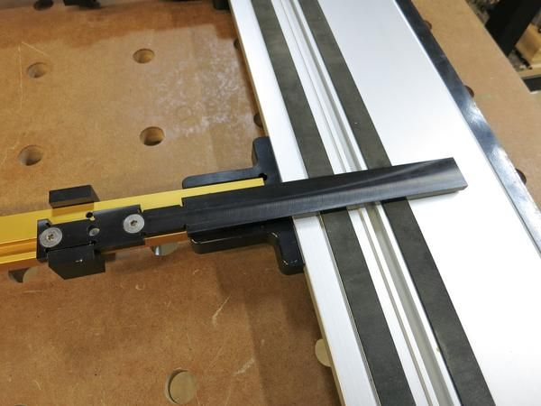 Parallel Guide System For Festool And Makita Track Saw Guide Rail With Incra T Track Guide System Festool T Track
