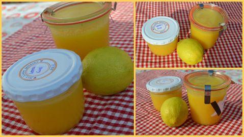 Zitronisch lecker – Lemoncurd