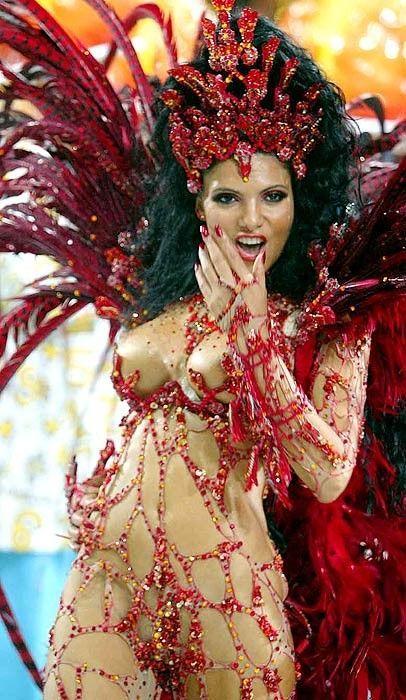 Rio de Janeiro Carnaval!
