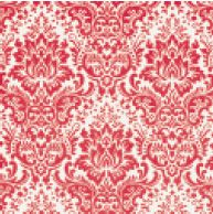 Jenni Bowlin Studio - Trendy Collection - 12 x 12 Patterned Paper - Red Wallpaper at Scrapbook.com $0.66