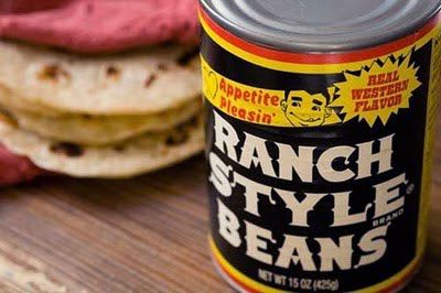ranch style beans- I had been looking for a home made version of this, yum!!! And absolutely love the blog's title... so true.
