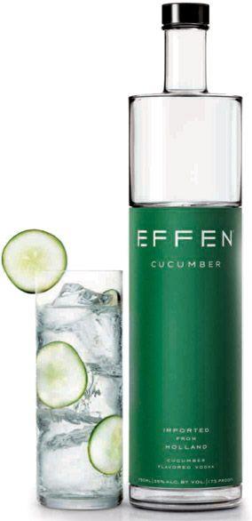 Effen Cucumber Vodka