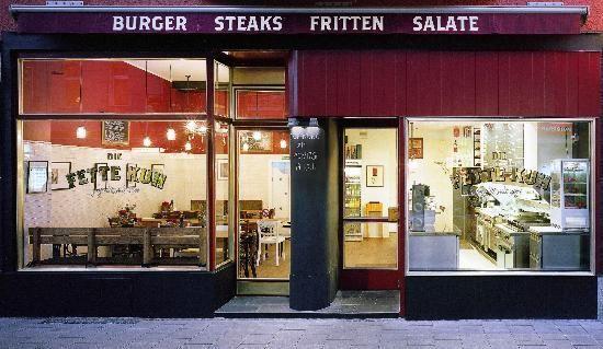 Die Fette Kuh - Burger Fries Steak Bonnerstraße 43 Cologne Köln Südstadt