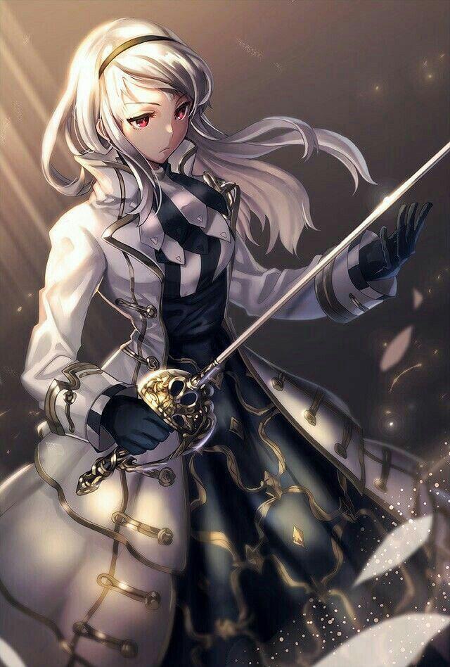 Girls With Swords 45 Anime Warrior Girl Anime Warrior Evil Anime