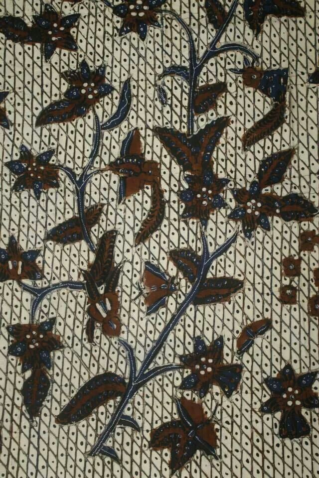 Beautiful Trenggalek Batik.
