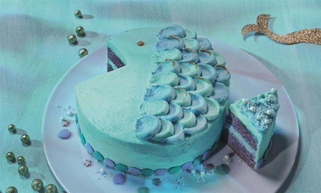 Kleine Fisch Torte Rezept In 2020 Fisch Kuchen Torte Konfirmation Taufe Kuchen Junge