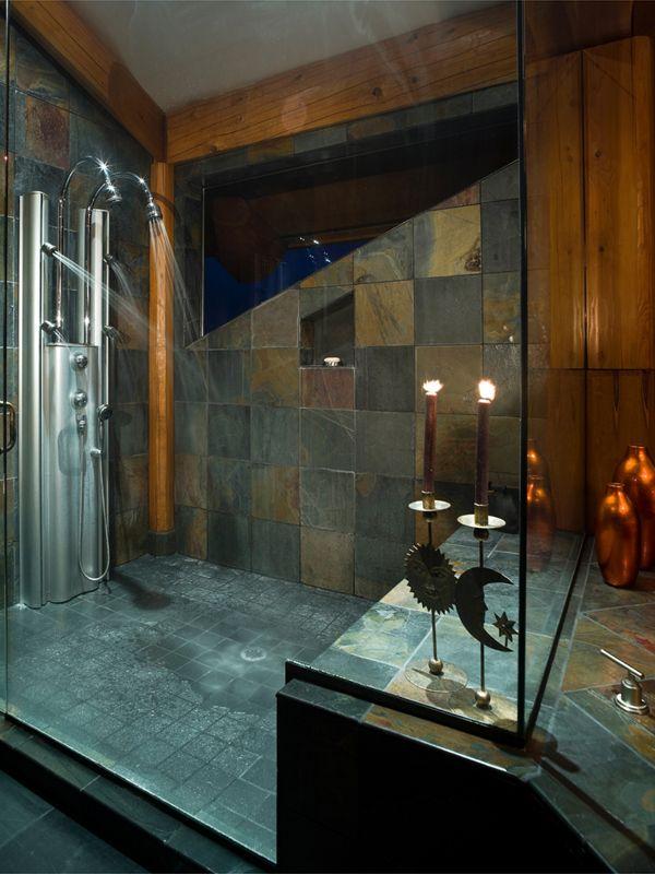 25 Best Ideas About Log Home Bathrooms On Pinterest Log Cabin Bathrooms C