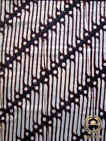 Kain #Batik Cap Jogja - Parang Srimpi