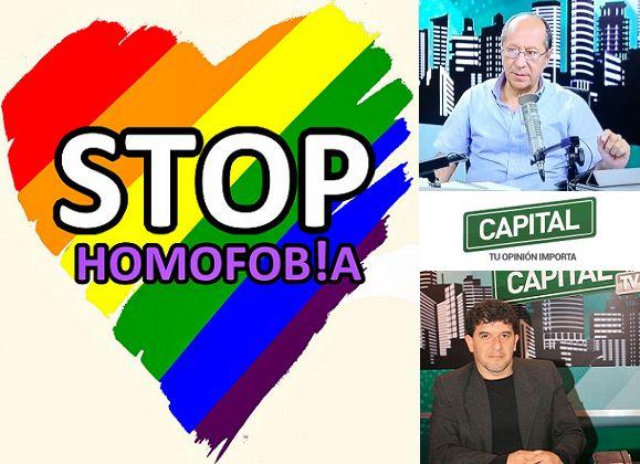 La homofobia es el rechazo hacia las personas que tienen un patrón sexual homosexual. Es una conducta aprendida y reforzada