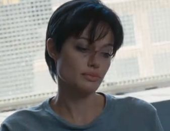 angelina jolie short hair salt - Google Search