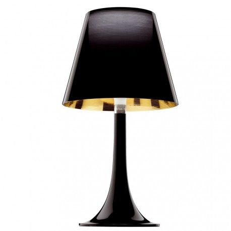 Buy the miss k t table lamp black from flos at amara