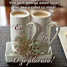 Buna dimineata!