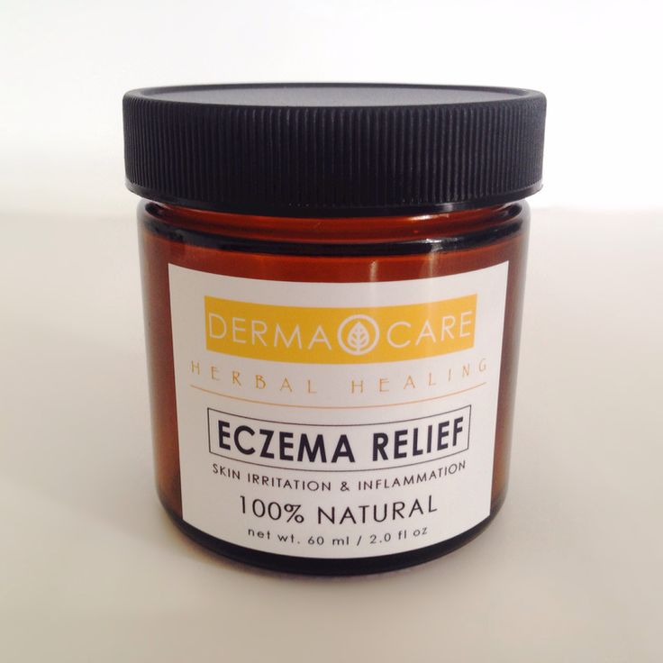 All-Natural Eczema Relief.