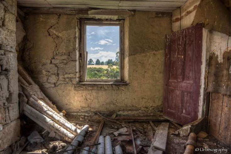 My Pictures Of Abandoned Rooms With Mystic Views | Bored Panda