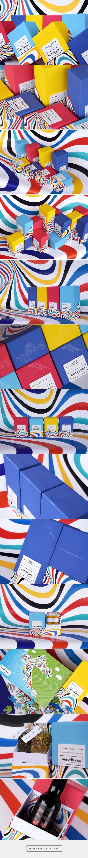 GreeThings from #Croatia #packaging #design by fb.com/magdalenakrpina - https://www.packagingoftheworld.com/2018/04/greethings-from-croatia.html