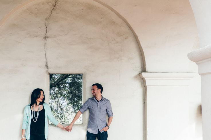 Outfit ideas for engagement sessions by Les Amis Photo for Bisou Bride - San Diego