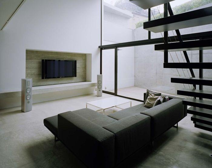 建築家:森清敏/川村奈津子「目白の家」