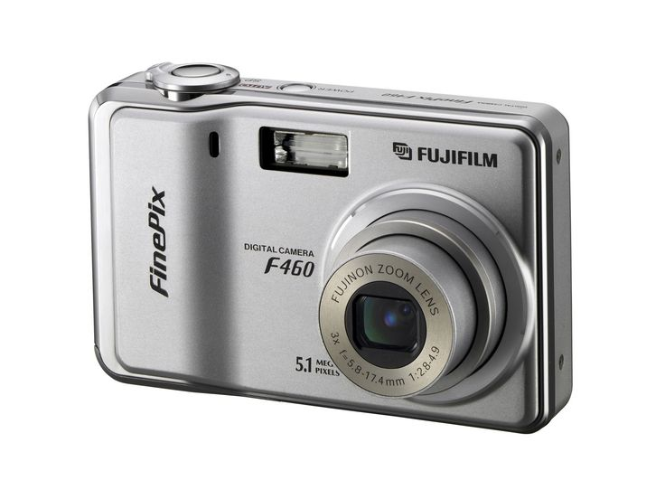 Fuji Finepix F460 5.1mp Digital Camera. Fuji Finepix F460 5.1mp. 3X Optical Digital Camera.