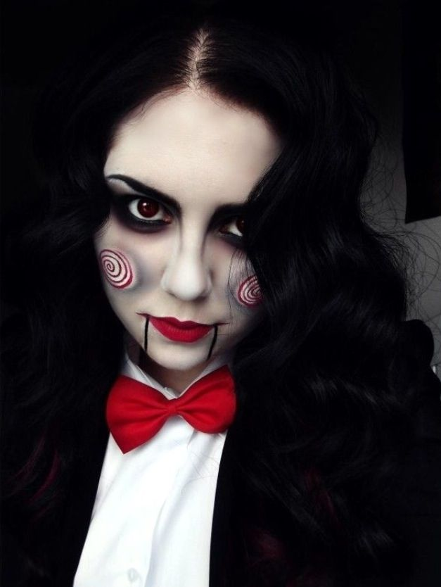 Saw Halloween Costume / Horror Movie Makeup | Movie And TV Halloween Costumes | Pinterest ...