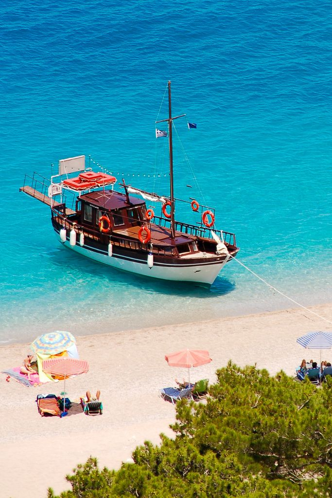 Apella Beach, Karpathos, Greece
