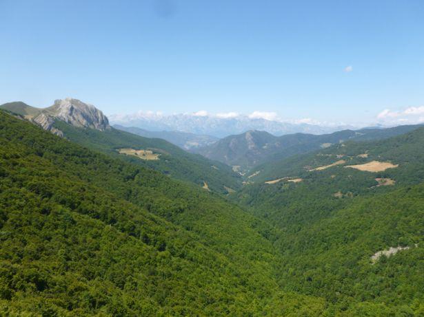 Pica de Europa Mountains