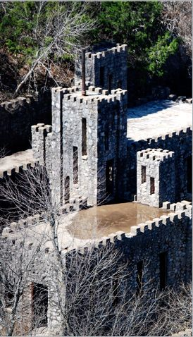 Turner Falls in Davis, OK looks like an interesting place to visit!