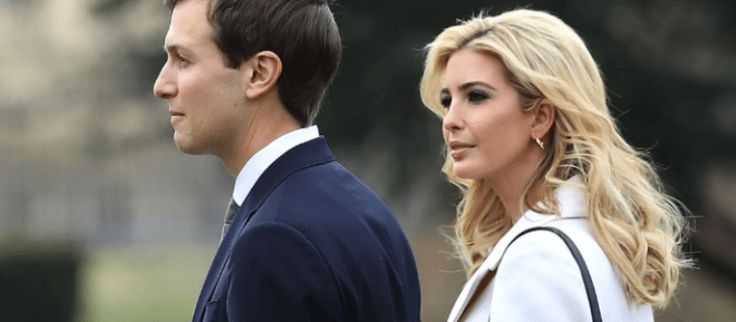 Ivanka Trump and Jared Kushner sued