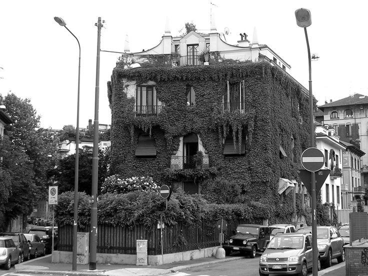 Casa Ponti in via Randaccio - Gio Ponti - itinerari - Ordine degli architetti, P.P.C della provincia di Milano