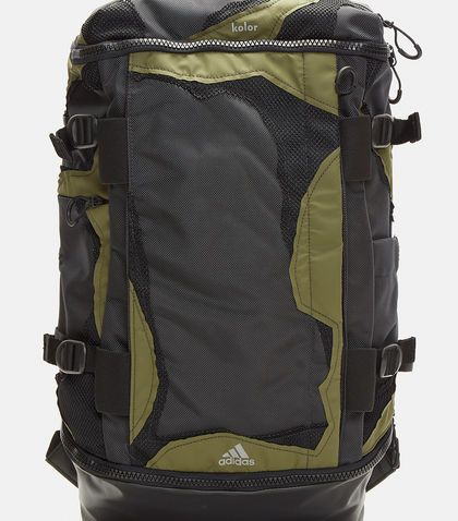 ADIDAS BY KOLOR X KOLOR OPS BACKPACK. #adidasbykolor #bags #lining #backpacks #