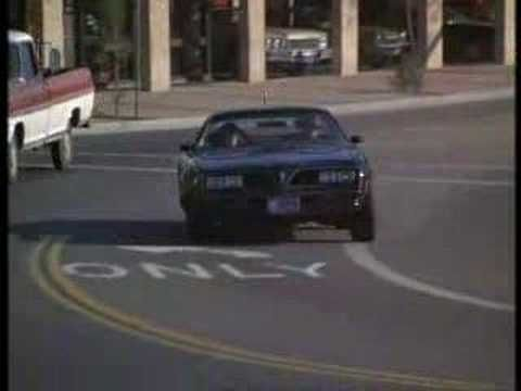 """""""Smokey & The Bandit"""" All of the scenes where the Trans Am is shown - Had the privilege to ride in one for years and eventually drive it. AWESOME!"""