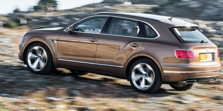 El Bentley Bentayga de Prisk es el tanque de tus sueños - Car and Driver